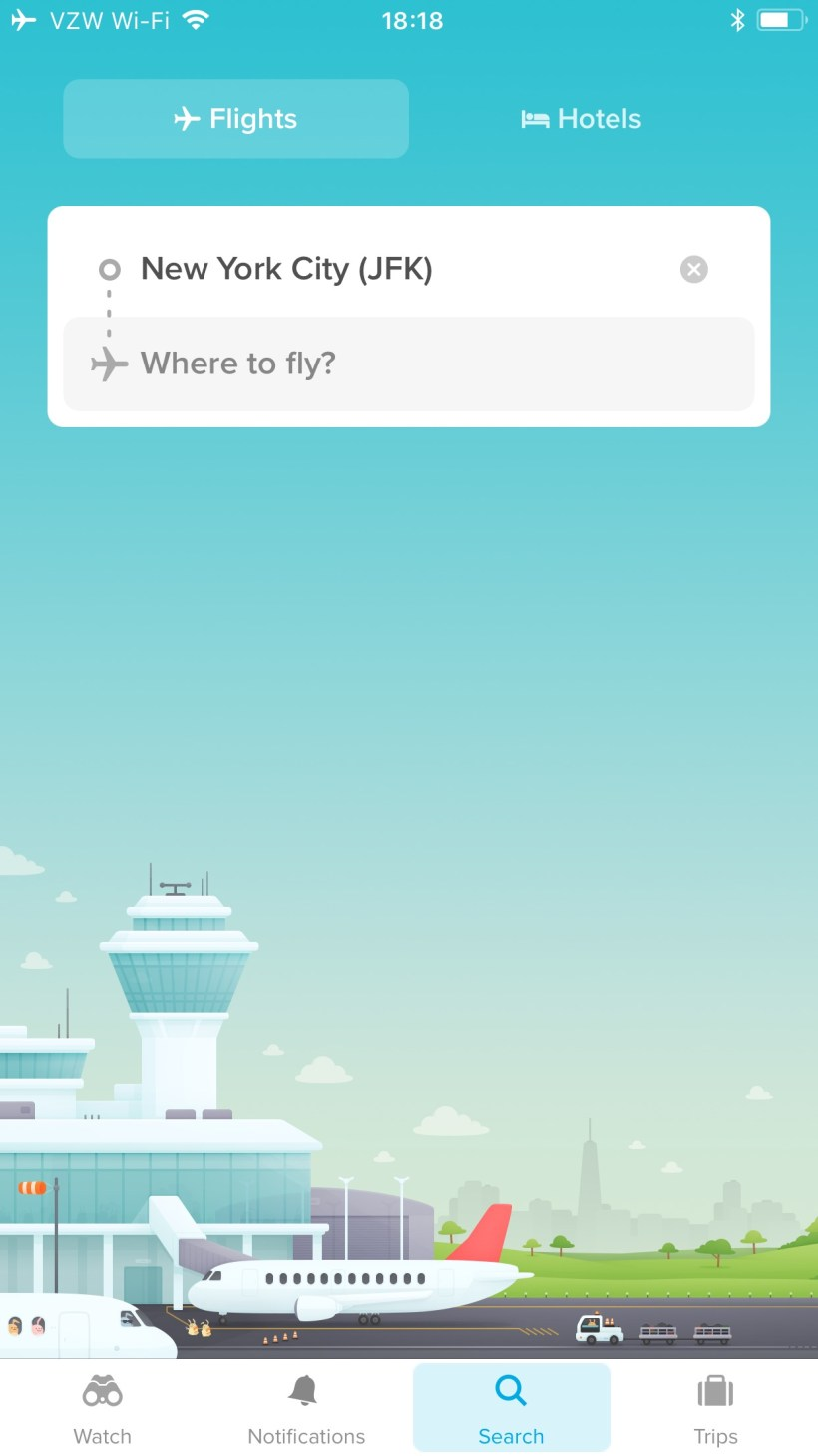 great travel apps