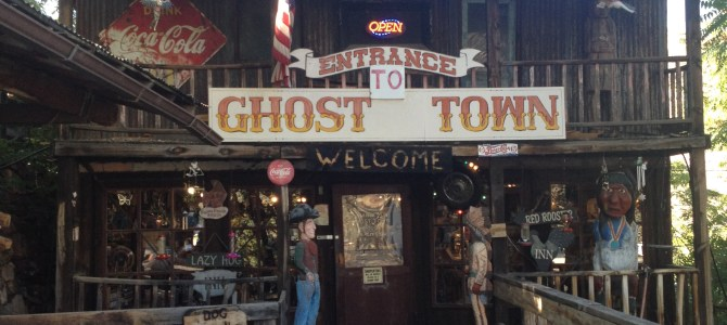 Ghosttown Jerome