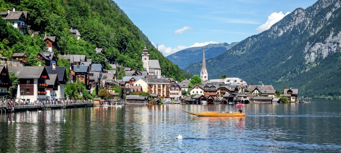 Hallstatt – and how China stole it