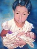 Orphanage in Burma - Helena Anderson