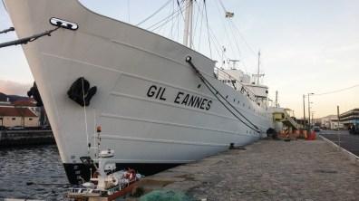 Navio museu Gil Eanes