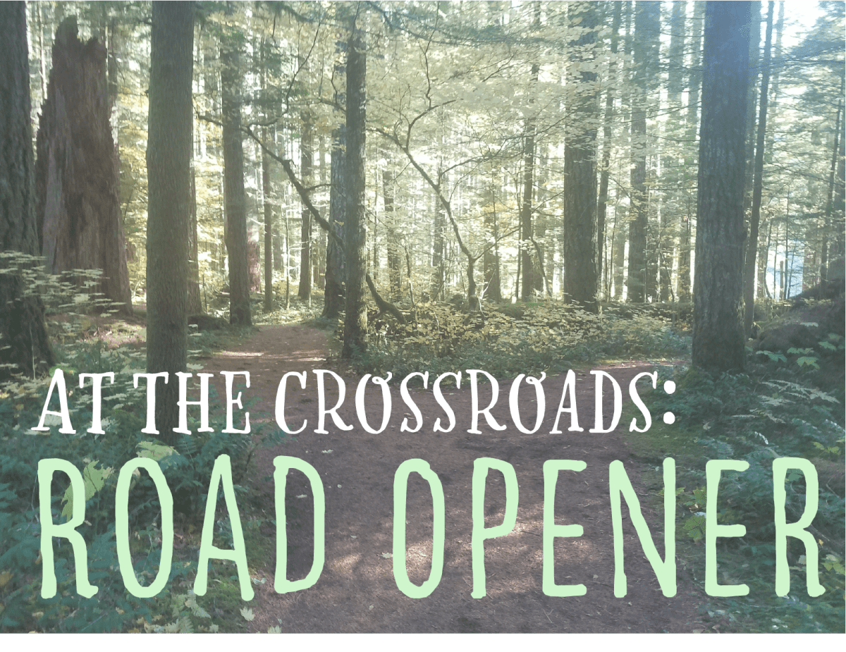 Road Opener: A Crossroads Visualization