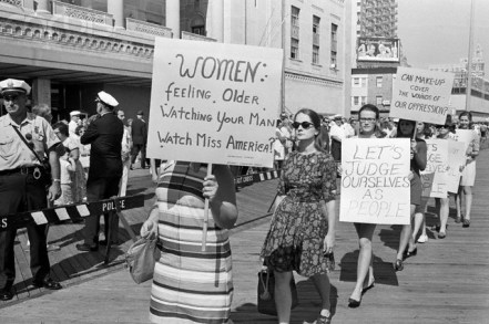 miss america protest