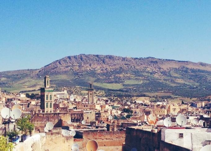 7 Things You Need To Know Before Visiting Morocco_roofs