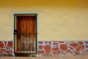 Colourful architecture.
