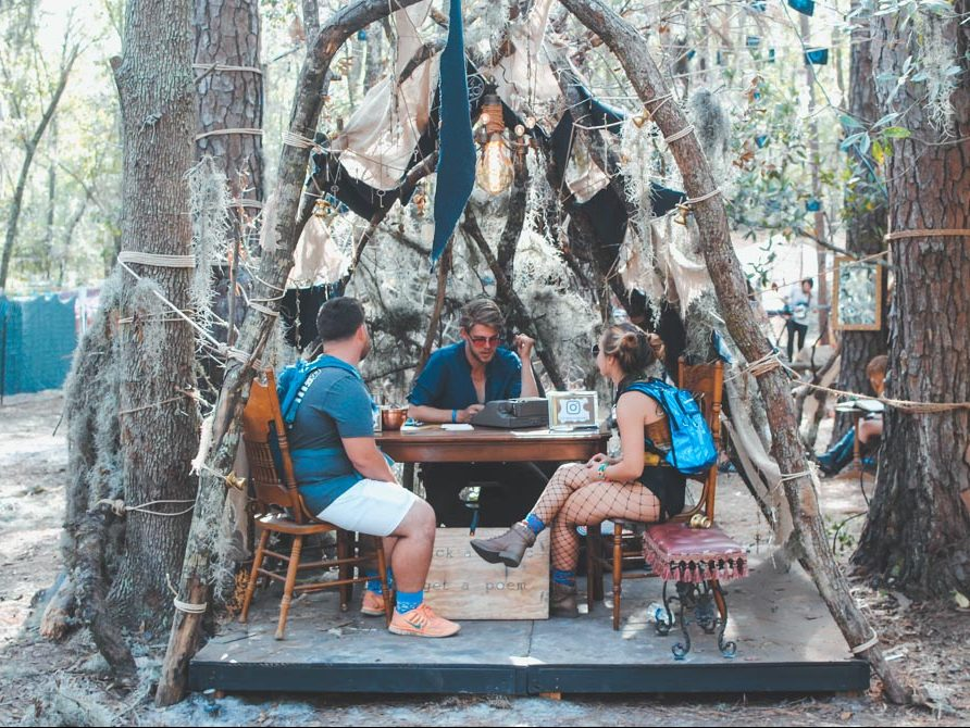 A Spooktastic Hulaween at Spirit of Suwannee