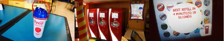 Universal Coke Freestyle