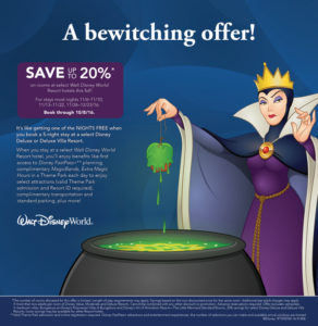 51406-RTSWDW-16 FY17 WDW Q1 Room Offer - WEB PAGE CAN ONLY - EVIL QUEEN DOM ENG