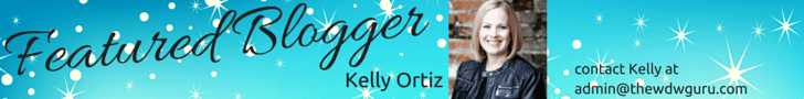 Kelly Blogger Banner
