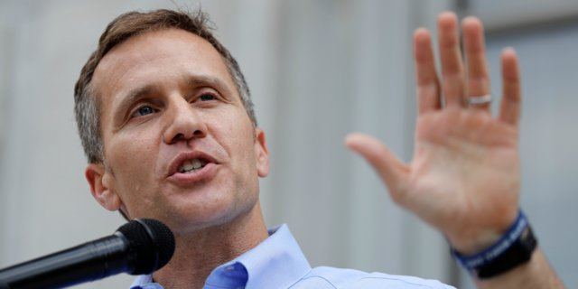 Woah: Missouri Governor ARRESTED for accusations from