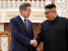 Korea talks made some progress, but 'hard work remains for the US negotiators'