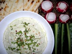 Appetizers, dips and spreads, kopanisti (Greek feta spread) 1