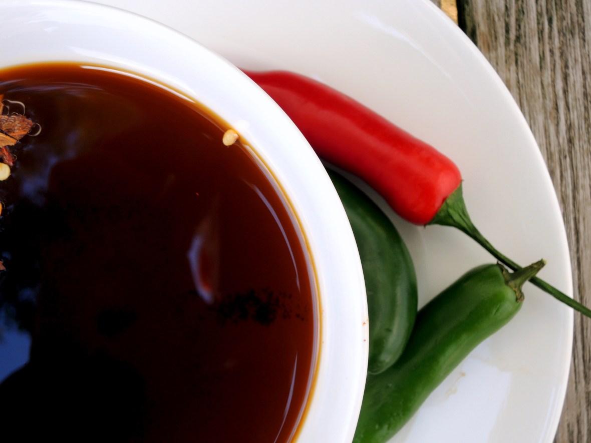 Condiments, oils, olio picante (Italian) 2
