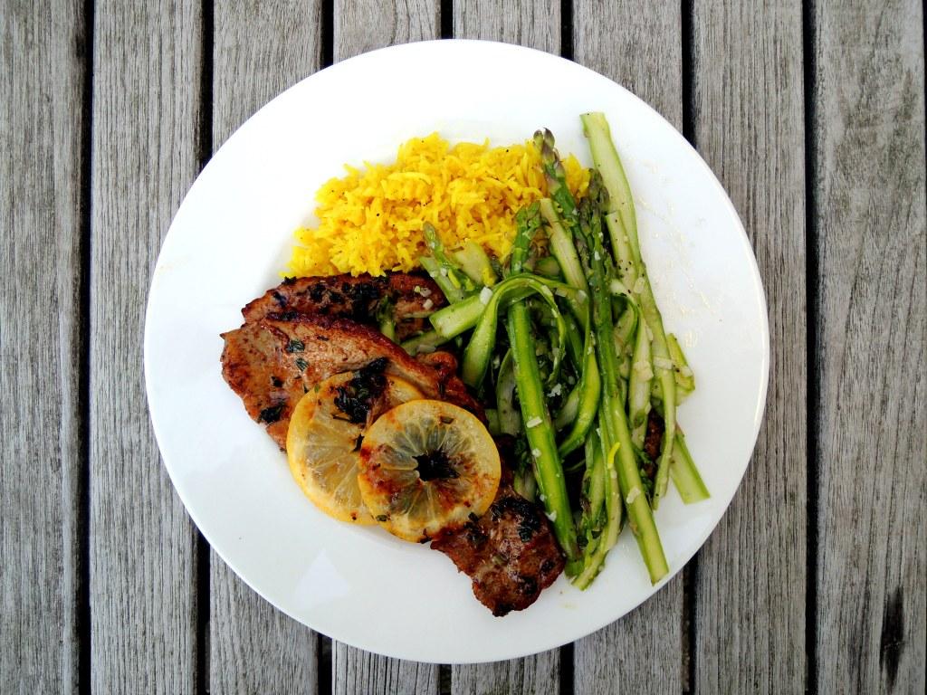 Veal, scallops, scaloppine di vitello al limone 3