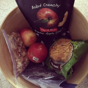 AIP Travel Snacks