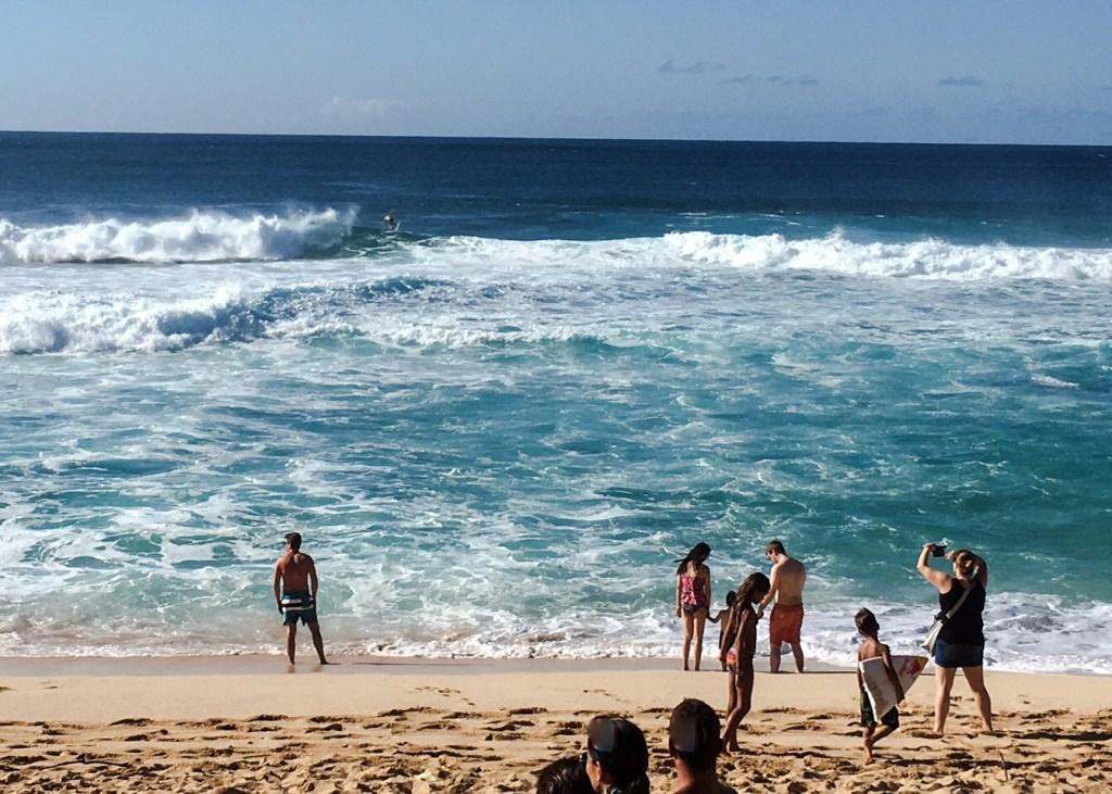 North shore Surf Contest