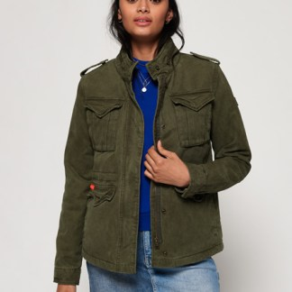 Superdry Superdry Classic Winter Rookie Military Jacket