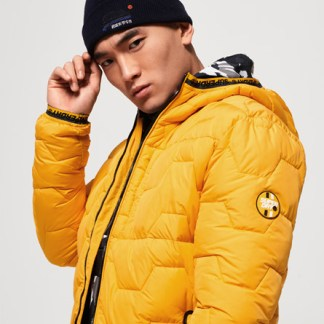 Superdry Superdry Hex Quilted Jacket