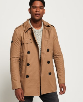 Superdry Superdry Remastered Rogue Trench Coat