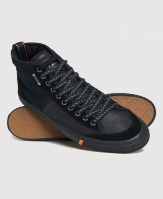 Superdry Superdry Skate Classic Hi Top Trainers