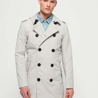 Superdry Superdry Summer Rogue Trench Coat