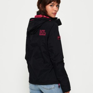 Superdry Superdry Tech Hooded Pop Zip SD-Windcheater Jacket