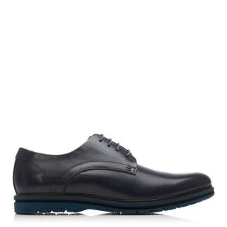 Moda Man Borough Navy Leather