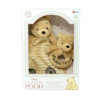 Rainbow Designs Rainbow Designs Hundred Acre Wood Winnie the Pooh Gift Set