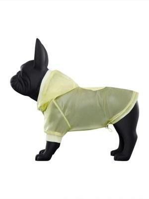 Poldo Dog Couture X Moncler Vinyl Dog Sweater