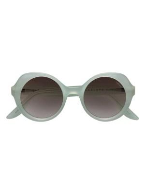 Mint Green Carlotta Petit Sunglasses