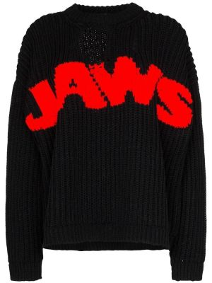 Jaws Chunky Knit Jumper