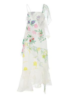 Floral Layered Slip Dress