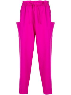 Pink Twill Trousers