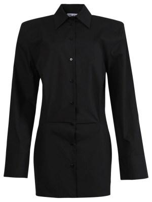 Lala Mini Dress, Black