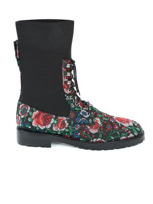 Lace-up Boot