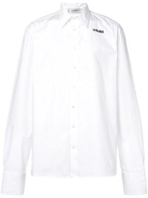 Creolite Embroidered Shirt