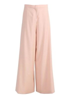 Light Pink Wide Leg Pants