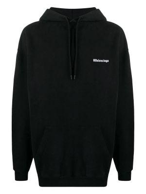 Medium Fit Logo Hoodie