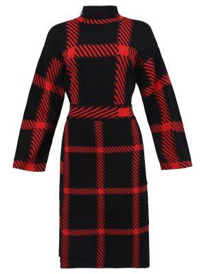 Lumberjack Check-print Dress