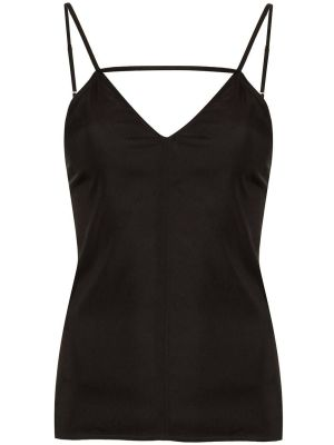 Cut-out V-neck Camisole
