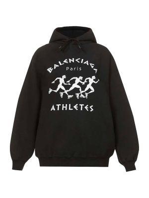 Athletes Hoodie, Black
