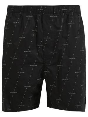 Logo Piping Shorts