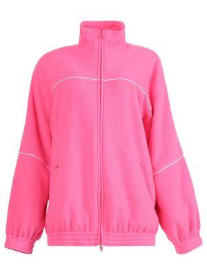 Fleece Tracksuit Jacket