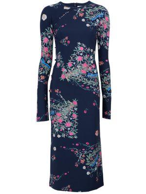 Floral Tchikiboum Cocktail Dress