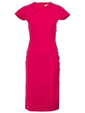 Fushia Tchikiboum Dress