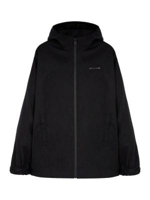 Black Mackintosh Windbreaker Jacket