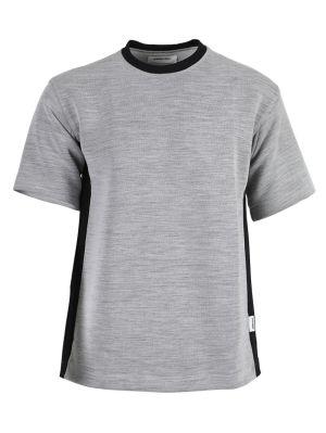 Panel Crewneck T-shirt