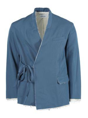 Distressed Kimono Jacket