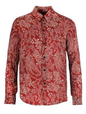 Can Silk Shirt