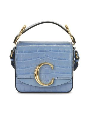 Ash Blue Mini C Bag